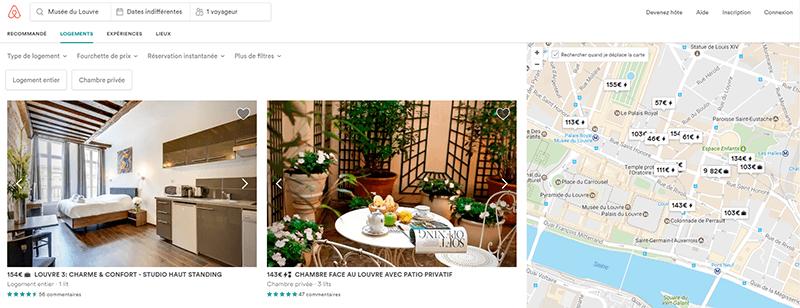 Bien classer son annonce dans les résultats de Airbnb