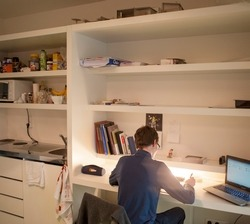 Immobilier locatif de courte durée (studio étudiant)