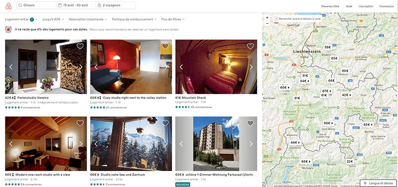 Le choix des photos dans Airbnb est crucial